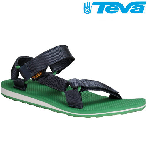 TEVA 30年經典復刻版水陸運動涼鞋Original Universal - 藍綠
