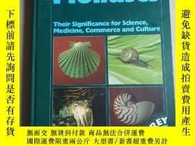 二手書博民逛書店dora罕見godan molluscs:their significance for science,medic