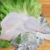 【南紡購物中心】【賣魚的家】鮮嫩帶踝去骨超大雞腿(250g±5%/支)7ˊ支組