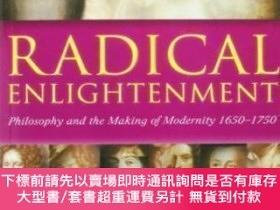 二手書博民逛書店Radical罕見EnlightenmentY464532 Jonathan I. Israel Oxford