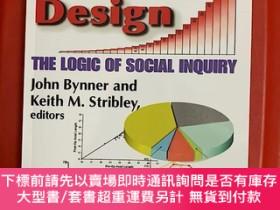 二手書博民逛書店Research罕見Design: The Logic of Social Inquiry (社會科學之研究方法及