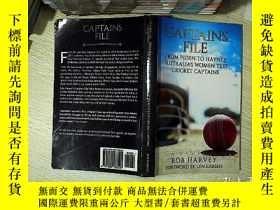 二手書博民逛書店CAPTAINS罕見FILE 船長檔案Y203004