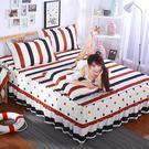 床罩  床罩床罩床套單件韓式公主床蓋床單床笠1.8/1.5/2.0米 聖誕節歡樂購WD
