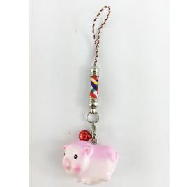 【收藏天地】十二生肖造型吊飾*豬