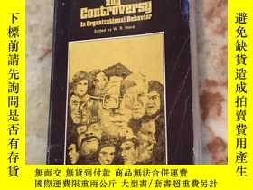 二手書博民逛書店Concepts罕見and controversy in org