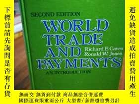 二手書博民逛書店World罕見Trade and Payments: An Introduction 世界貿易與 :導論Y12