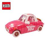 【日本正版】TOMICA 小豬 小汽車 玩具車 小熊維尼 皮傑 Piglet Disney Motors 多美小汽車 - 115441