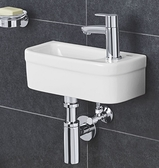 【麗室衛浴】德國GROHE 39327 系列 單孔小面盆 37*18CM 客人買錯出清限量一組