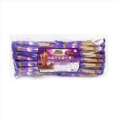 Wasuka爆漿特級花生巧克力威化捲 600g*10包【2019070400014】(印尼零食)