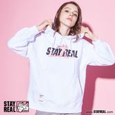 STAYREAL x Pink Panther 爽爽粉紅豹連帽T