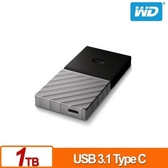 WD My Passport SSD 1TB 外接式固態硬碟(USB3.1 Gen2)