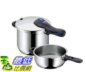 [COSCO代購] W127367 WMF Perfect Plus 壓力鍋組 22 公分 / 3.0及6.5公升