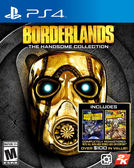 PS4 Borderlands: The Handsome Collection 邊緣禁地 帥氣合輯(美版代購)