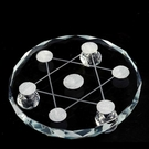 水晶球七星陣底座底盤