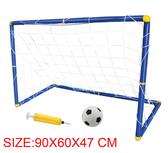 全館83折兒童室內戶外足球門拆裝可折疊便攜球門網球門架足球框門框玩具