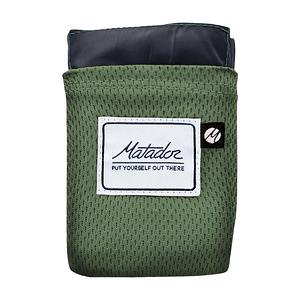 Matador Pocket Blanket 口袋型野餐墊綠色