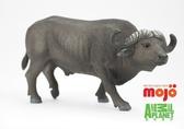 【Mojo Fun 動物星球】野生動物-非洲水牛 387111