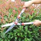 園藝剪刀 花剪園藝剪刀綠籬剪工具修剪修枝剪 【618特惠】