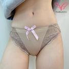 【玉如阿姨】魅力森林內褲。中腰 三角 性感 蕾絲 內褲 專區任兩件5折 台灣製。※R91