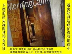 二手書博民逛書店MORNING罕見CALM APRIL 2008(英、韓文) (