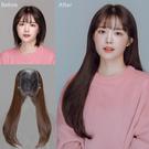 全新設計U型半罩式半頂假髮 韓系女神微彎 直髮 逼真自然【MW357】☆雙兒網☆