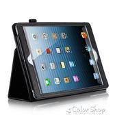 蘋果iPad2 iPad3 iPad4保護套休眠全包邊皮套防摔平板電腦殼外殼color shop