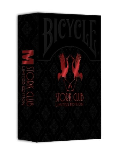 【USPCC撲克】Made LE-2 STORK CLUB Playing Cards