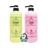 閃彩 綿羊油 / 玫瑰 潤髮乳 1000ml/瓶