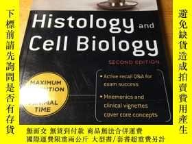 二手書博民逛書店Histology罕見and Cell Biology(組織學與細胞生物學)原版英文Y9390 Jae W.S
