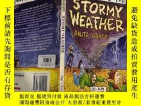 二手書博民逛書店Stormy罕見Weather: 暴風雨天氣、.Y200392