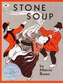 【麥克書店】『小熊媽的經典英語繪本』STONE SOUP (石頭湯) /英文繪本
