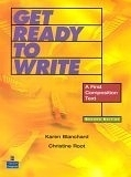 二手書博民逛書店 《Get Ready to Write: A Beginning Writing Text》 R2Y ISBN:0131946358│Blanchard