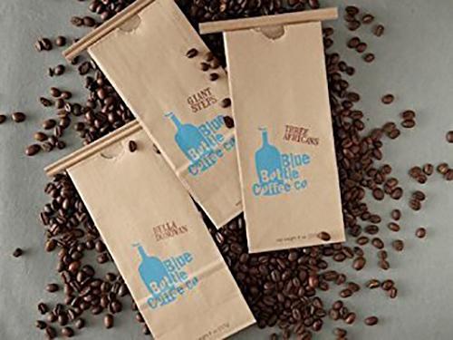 【美國代購】Blue Bottle 快速發光的咖啡品牌 顛覆咖啡店的藍瓶咖啡原豆 Whole Bean(12oz)