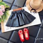 兒童短裙女2018新款韓版時尚秋裝女童半身裙小童寶寶洋氣公主裙子