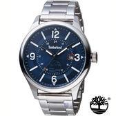 Timberland 時尚 防水 錶 (TBL.14645JS/03M 藍)
