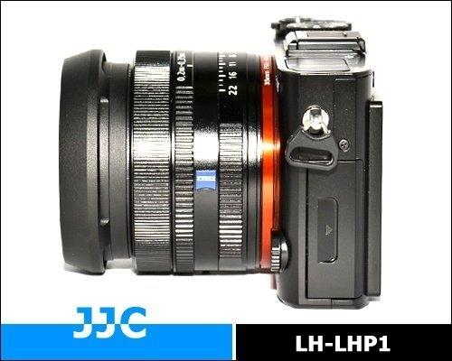 黑熊館 JJC SONY DSC-RX1R 遮光罩 LHP-1 LHP1 RX1 金屬高質感 LHP-1