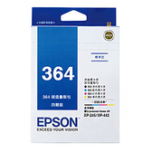 EPSON T364650 (NO.364) 原廠藍色墨水匣 xpression Home XP-245 / XP-442