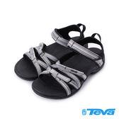 【TEVA 促銷9折】Tirra 輕量魔鬼氈織帶涼鞋 黑 TV4266BWML 女鞋