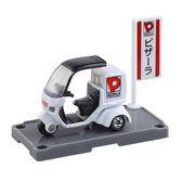 TOMICA 多美小汽車 99 本田Honda PIZZA-LA 外送摩托車 【鯊玩具Toy Shark】