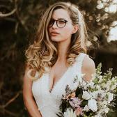 OLIVER PEOPLES 光學眼鏡 MARRET 1007 (琥珀-金) 時尚文青風熱銷款 # 金橘眼鏡