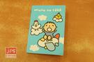 Minna no Tabo 大寶 四方便利貼 內含3款 KRT-213187