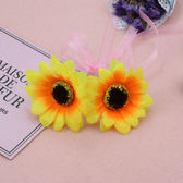 韓式新娘頭飾花環手環森女系公主花朵婚紗結婚禮影樓造型超仙飾品(手環)─預購CH5713
