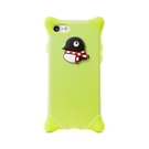 Bone iPhone 8 / 7 (4.7) 泡泡保護套 綠-企鵝 手機殼