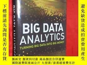 二手書博民逛書店Big罕見Data Analytics: Turning Big