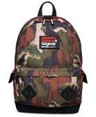美國代購 Superdry 極度乾燥 柔化迷彩 Montana 背包