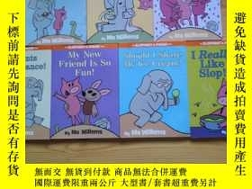 二手書博民逛書店Elephant罕見& Piggie:Can I Play to? I Will Take a Nap! Happ