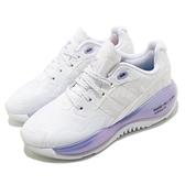 adidas 休閒鞋 ZX Alkyne W 白 紫 女鞋 Boost 緩震中底 三葉草 運動鞋 【ACS】 FX6376