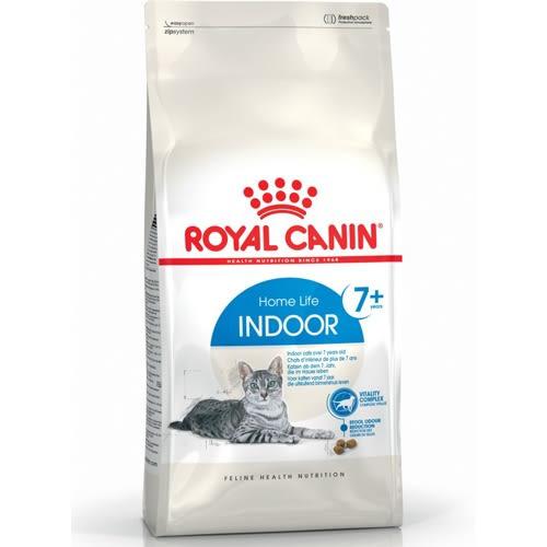 【寵物王國】法國皇家-IN+7室內熟齡貓飼料3.5kg