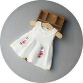 0至1到3歲2嬰兒裙子夏裝女寶寶公主裙4夏天連衣裙2018新款女童裝  喜迎中秋 優惠兩天