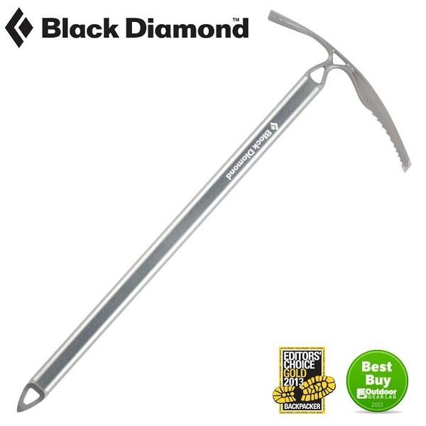 『VENUM旗艦店』Black Diamond 基本型雪地健行冰斧 BD 410151 Raven Ice Axe 銀 / 台北山水
